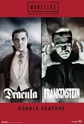 Dracula and Frankenstein Double Feature
