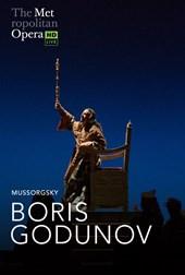 The Met Live in HD: Boris Godunov