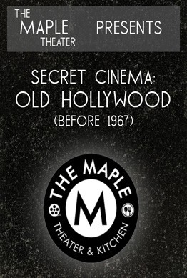 Secret Cinema: Old Hollywood