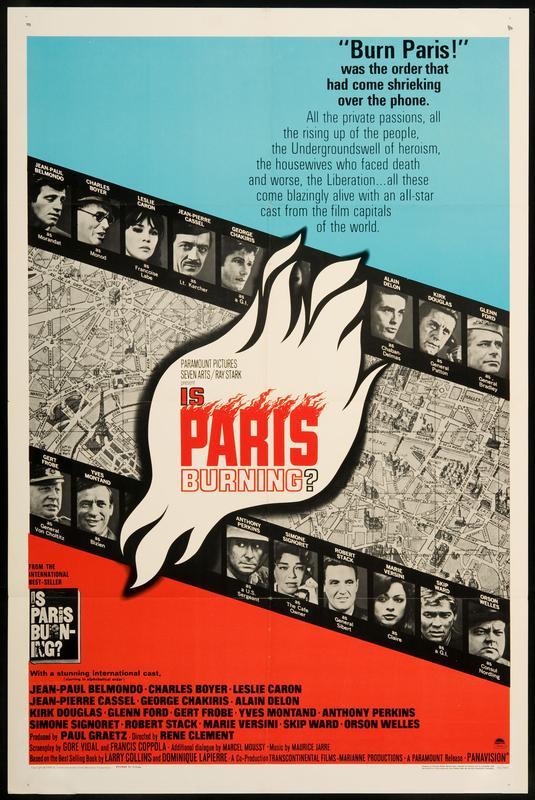 Paris brûle-t-il?