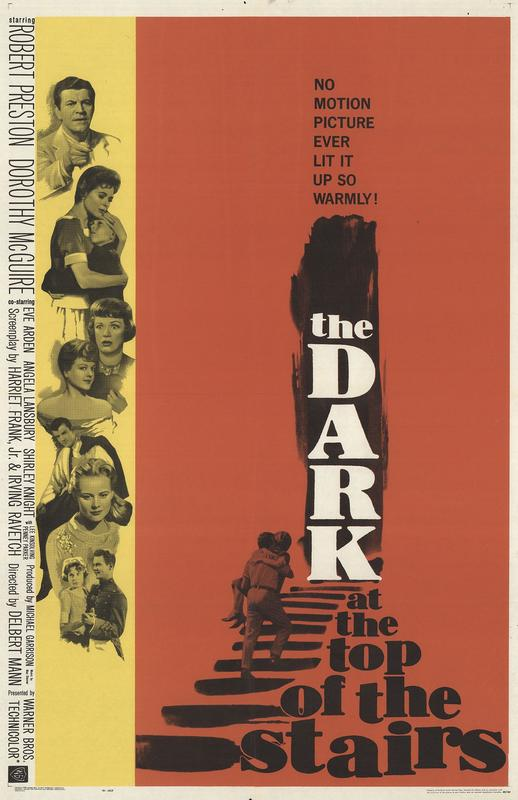 The Dark at the Top of the Stairs